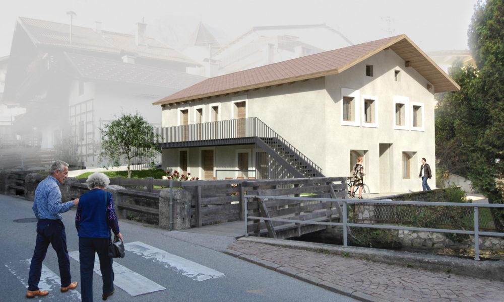 Sonnweberhaus Süd